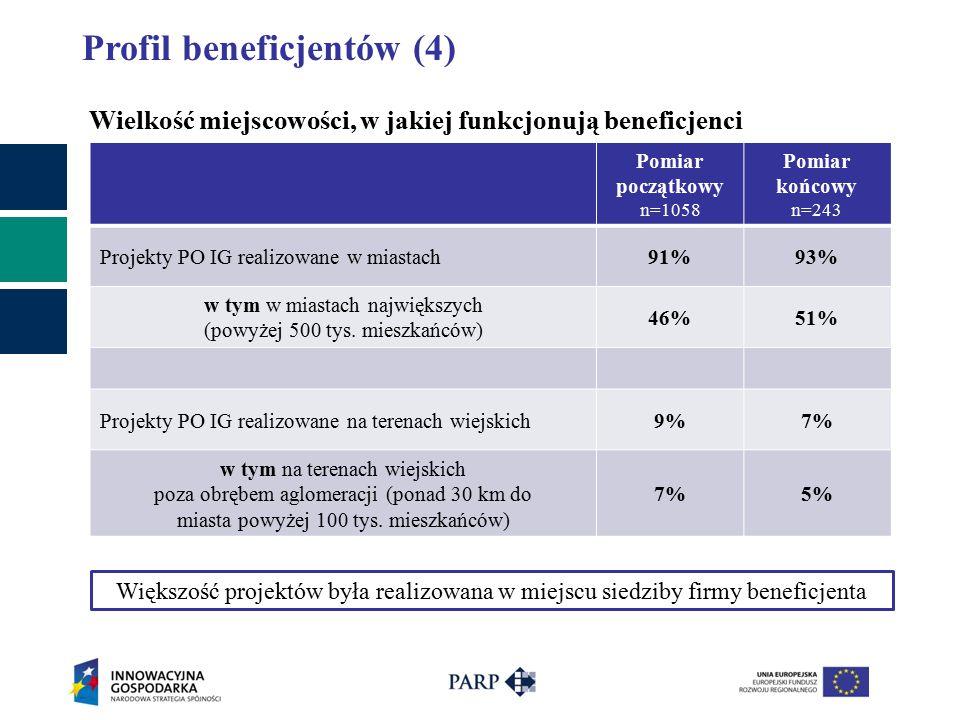 Charakterystyka e-usług beneficjentów Działania 8.1 Wprowadzone e-usługi… pyt.