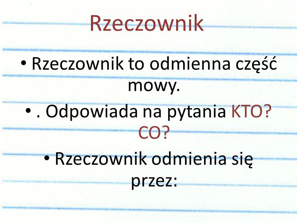 PRZYPADKI Przypa -dki l.pojl. mng M. koronakorony D.