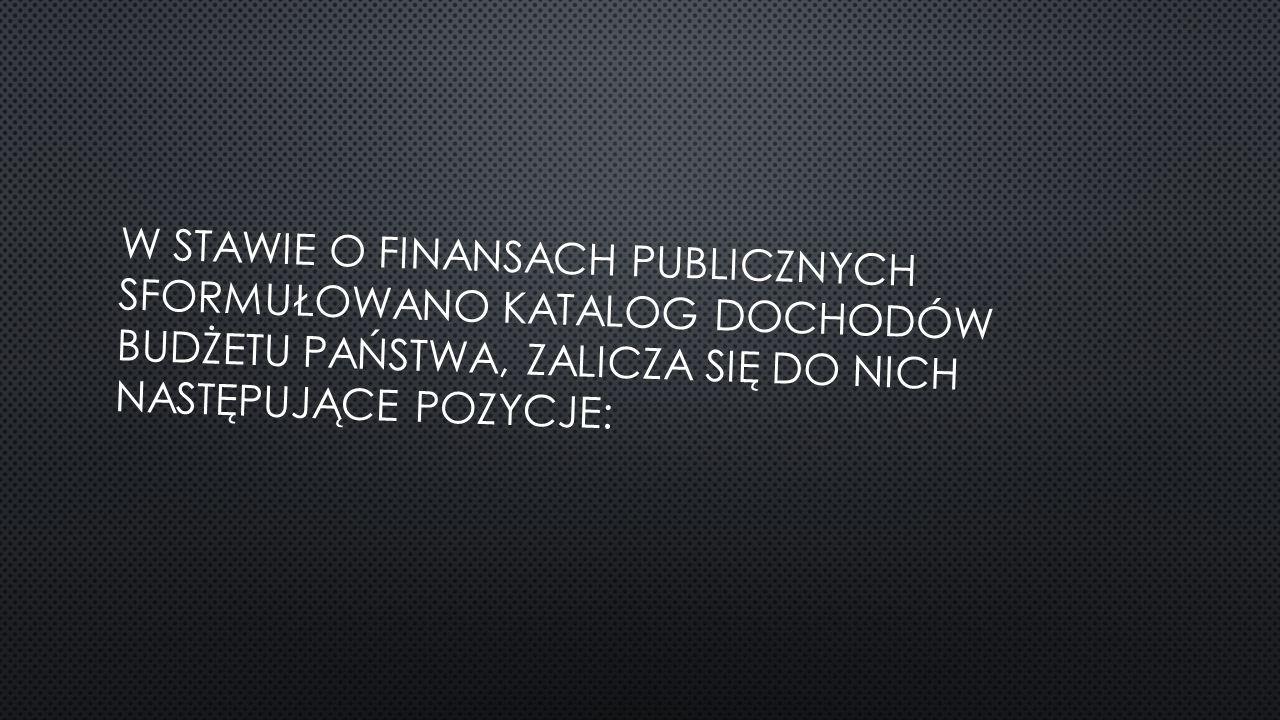 Budżet państwa – najwyższej rangi plan finansowy polityki państwa oraz narzędzie polityki społecznej, uwzględniające planowane dochody i wydatki państwa w okresie roku budżetowego.