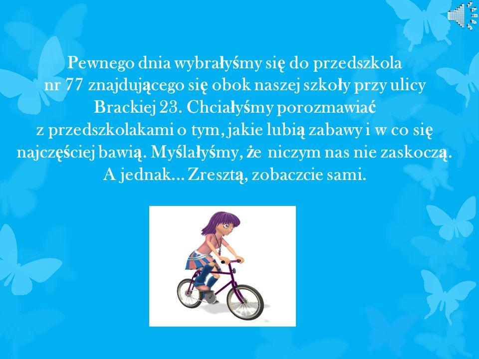 Od zabawek przedszkolaka do bingo starszaka Szko ł a z klas ą 2.0 Patrycja Wal ę dziak Nikola Tokarczyk Agata Gawrysiak
