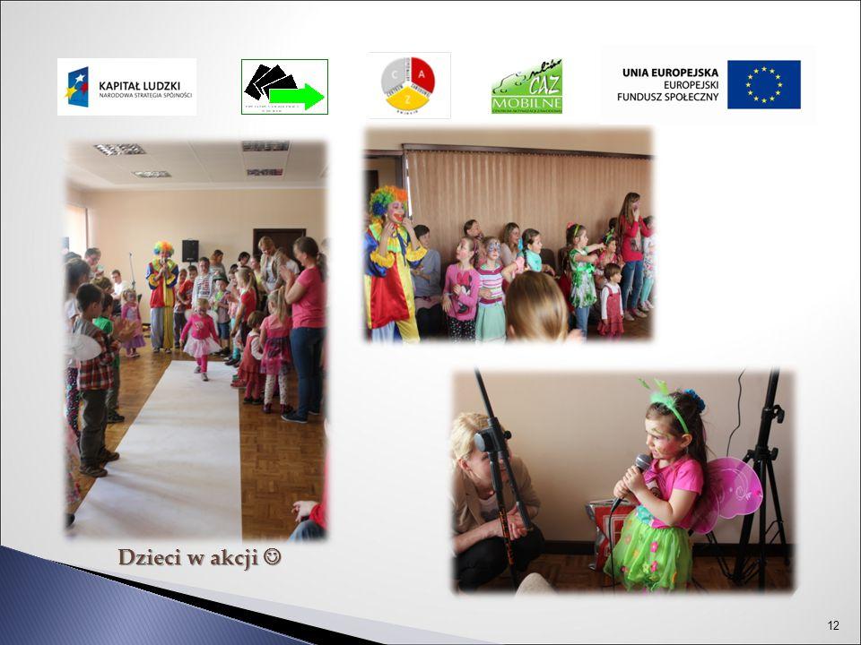 12 Dzieci w akcji Dzieci w akcji
