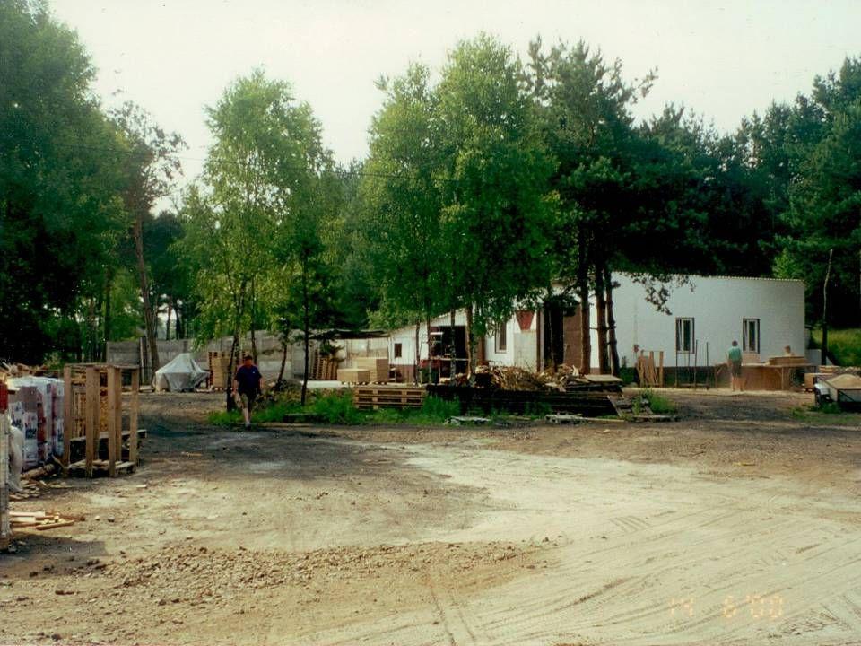 od 1989 dodatkowo wprowadzenie uprawy pieczarek.