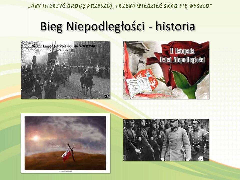 Bieg Niepodległości - historia