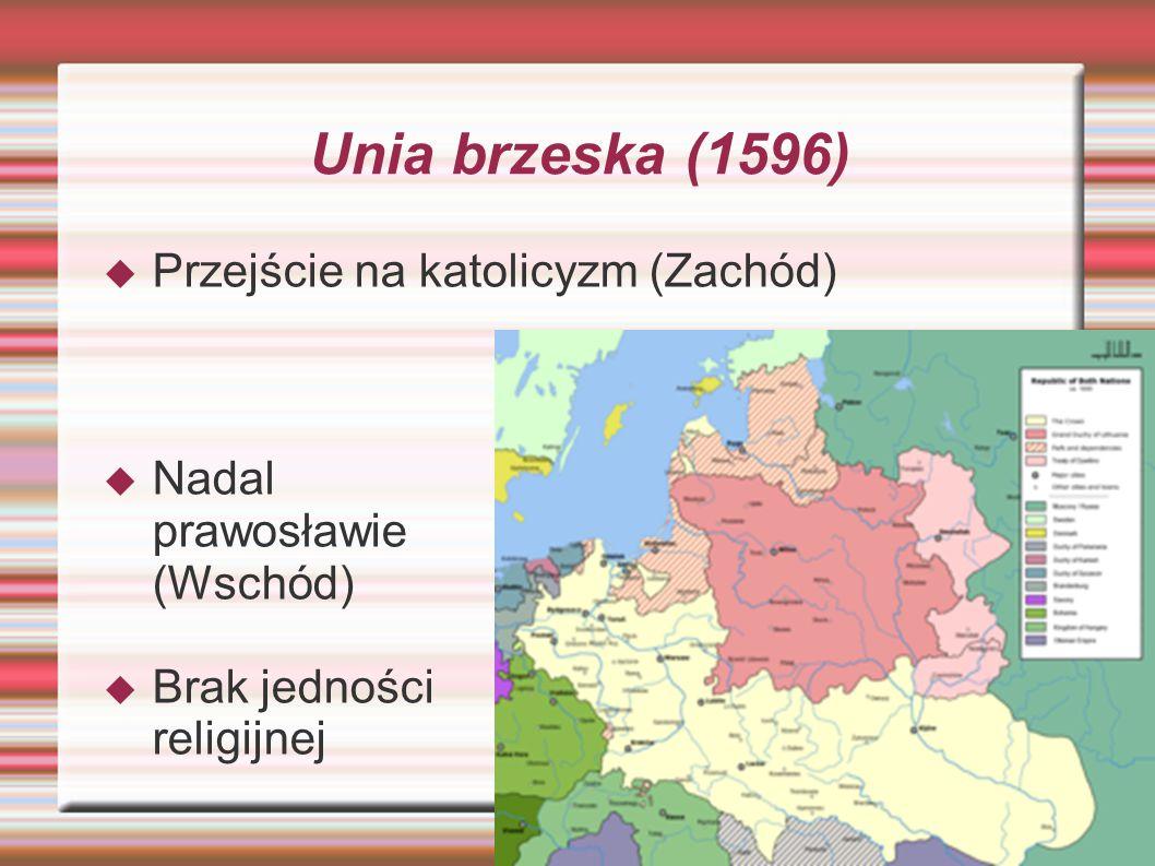 Kozacy i ich powstania (XVI-XVIII w.) - o niepodległość i prawosławie