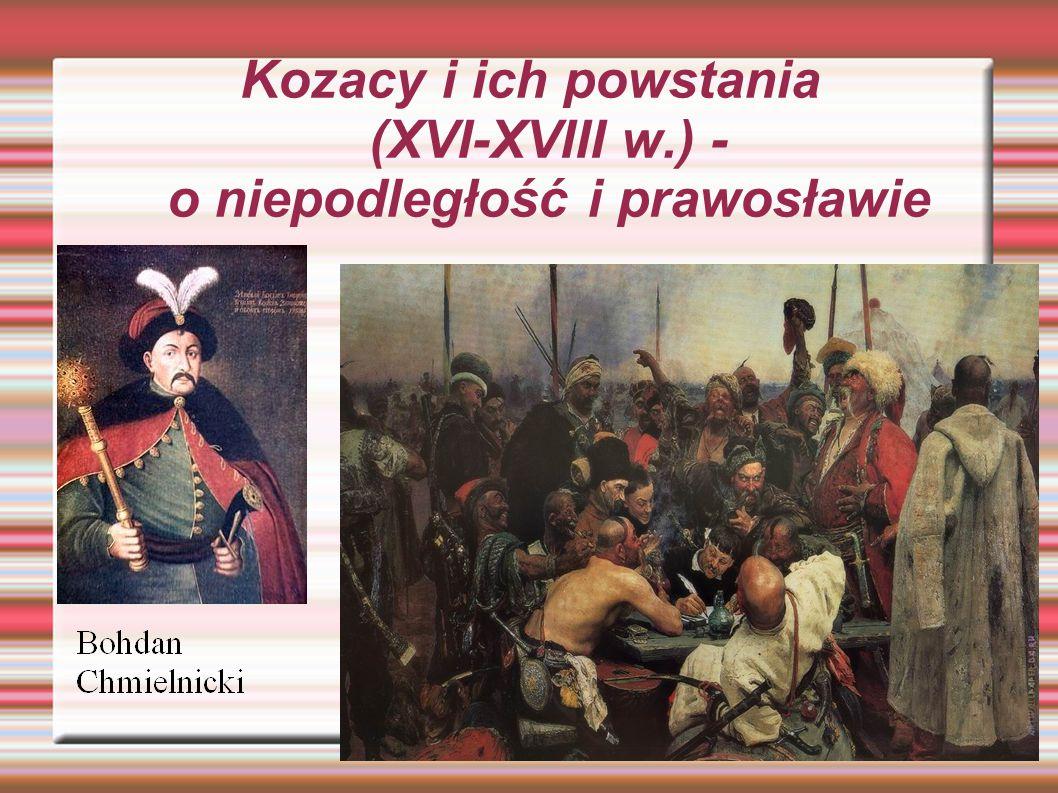Rozbiory Polski > Rozbiory Ukrainy (1795-1918)  Ukraina Wsch (rosyjska)  Ukraina Zach (austriacka)  Nacjonalizm  Rusini > Ukraińcy
