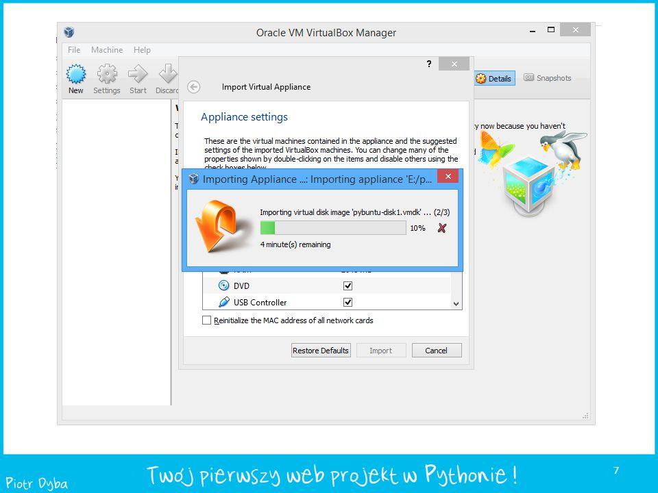 18 Apt-get ćwiczenia 1.Wykorzystując menadżer pakietów linuxa/ubuntu ściągnij bardzo istotny dodatek do BASH'a o nazwie: sl 2.Sprawdź co robi ta nowo wgrana ważna komenda.