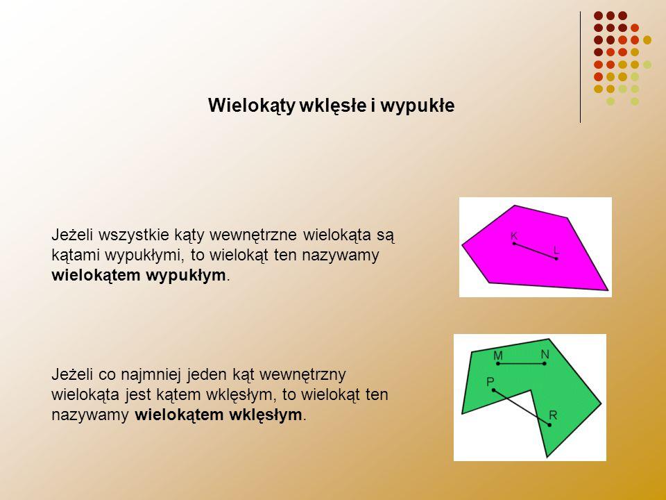 Trójkąt, w którym jeden z kątów wewnętrznych jest prosty nazywamy trójkątem prostokątnym.