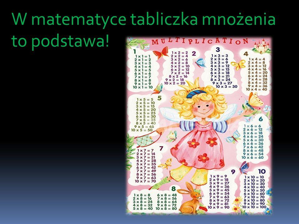 Linki do gier z tabliczką mnożenia http://www.matzoo.pl/ http://dladzieci.pl/ecid,39,eid,2404,title,Tabliczka- mnozenia,zabawa.html?ticaid=611924
