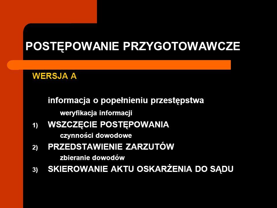 UWAGA – NOWELIZACJA art.300 kpk (20.02.15) dodatkowe pouczenia dla podejrzanego (art.