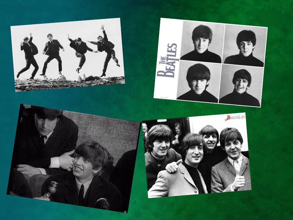 Paul McCartney McCartney to g ł ówny wokalista zespo ł u oraz basista.