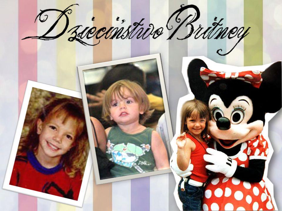 IMIĘ : IMIĘ : Britney Jean NAZWISKO : NAZWISKO : Spears DATA URODZENIA: DATA URODZENIA: 2 grudnia1981 MIEJSCE URODZENIA: MIEJSCE URODZENIA: McComb, stan Mississippi, USA ZAWÓD: ZAWÓD: piosenkarka, tancerka, aktorka, projektantka.