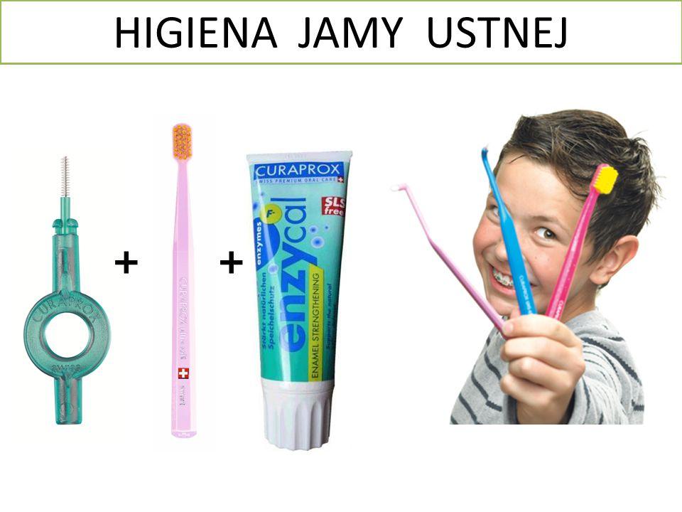 HIGIENA JAMY USTNEJ ++