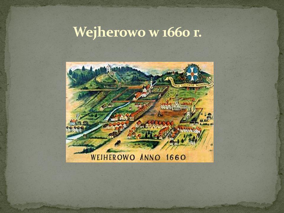 Jakub Wejher założył również Kalwarię Wejherowską, która była czwartą z kolei kalwarią powstałą w XVII w.