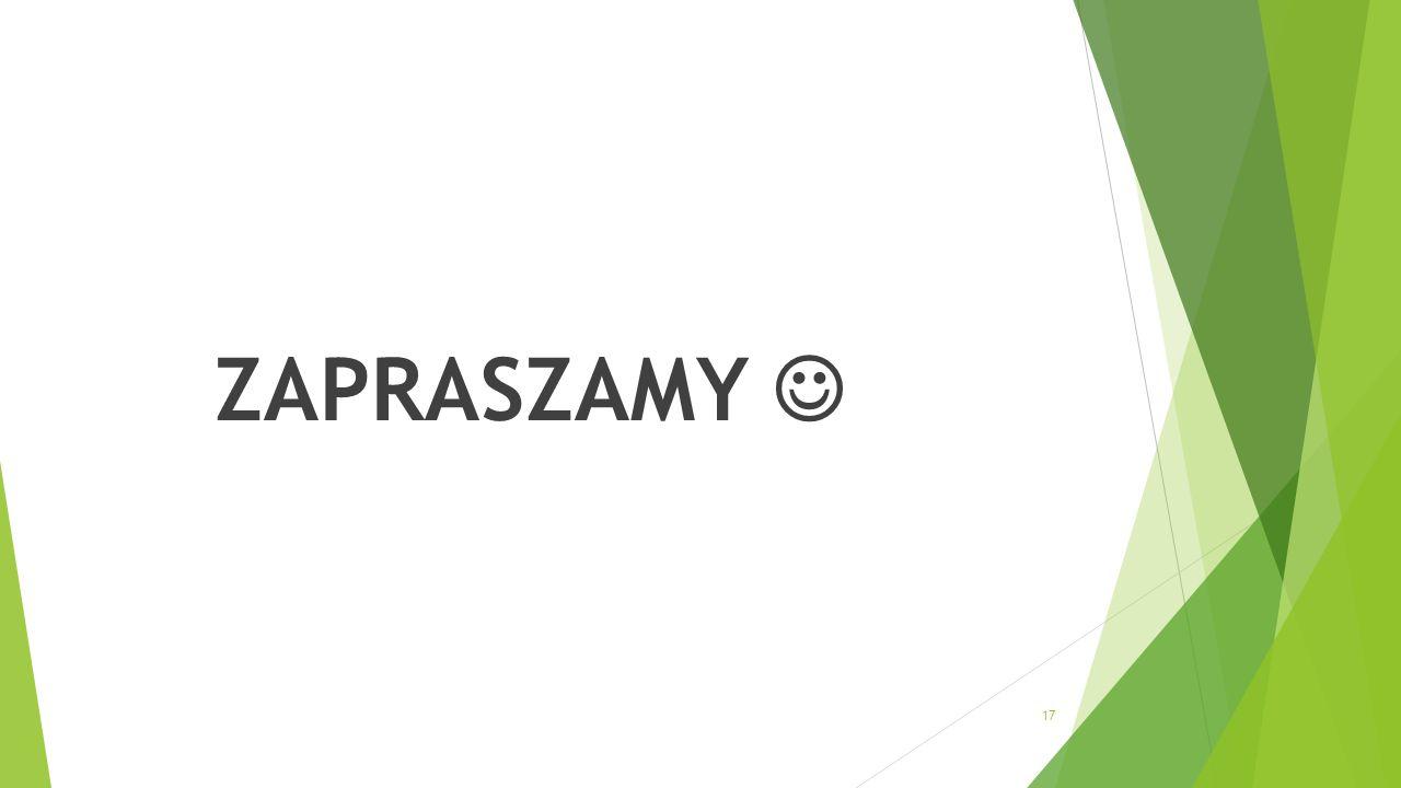ZAPRASZAMY 17