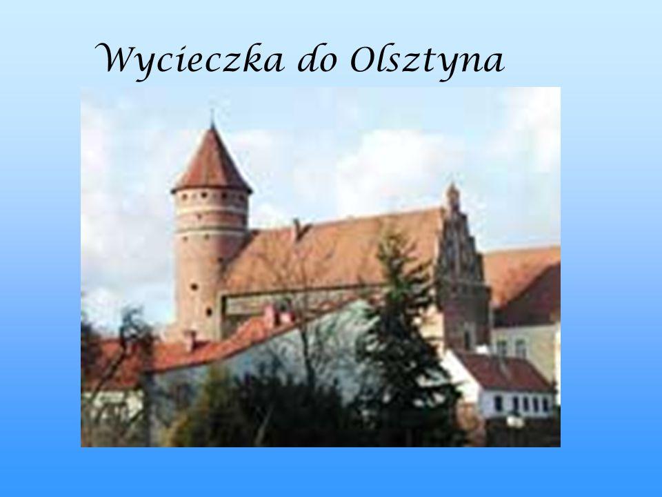 W Olsztynie Miko ł aj Kopernik przebywa ł kilka lat to tutaj powsta ł y pierwsze profesjonalne pomiary po ł o ż enia planet.