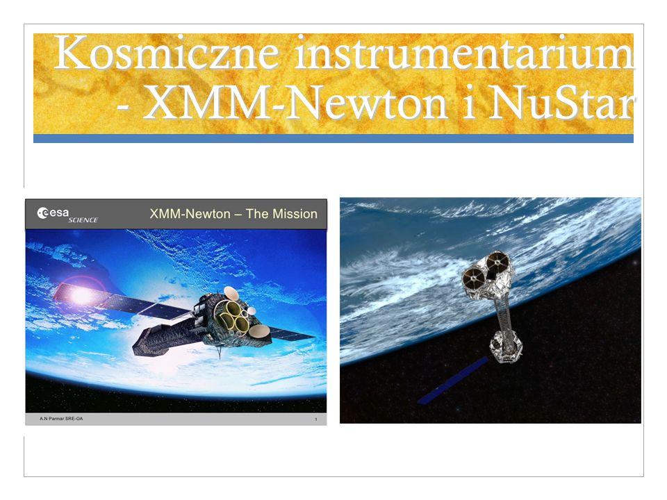 Kosmiczne instrumentarium - XMM-Newton i NuStar