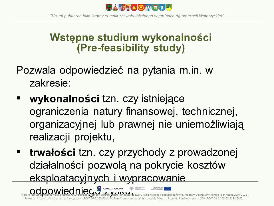 Usługi publiczne jako istotny czynnik rozwoju lokalnego w gminach Aglomeracji Wałbrzyskiej Pozwala odpowiedzieć na pytania m.in.