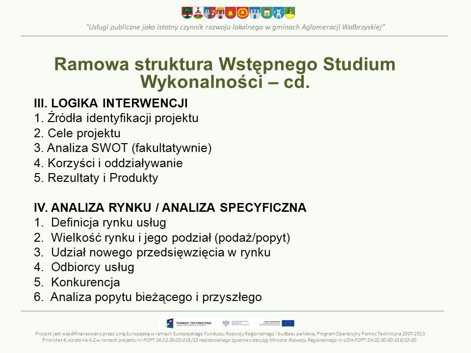 Usługi publiczne jako istotny czynnik rozwoju lokalnego w gminach Aglomeracji Wałbrzyskiej III.