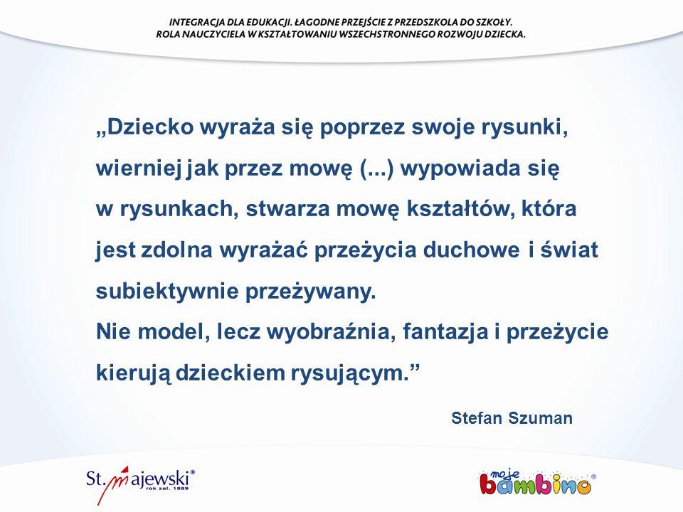 Zadaniem przedszkola i szkoły jest rozwijanie wszelkich zdolności dziecka, dzięki czemu kształtuje ono swoją osobowość i zwiększa szanse swojego powodzenia w szkole i w życiu.