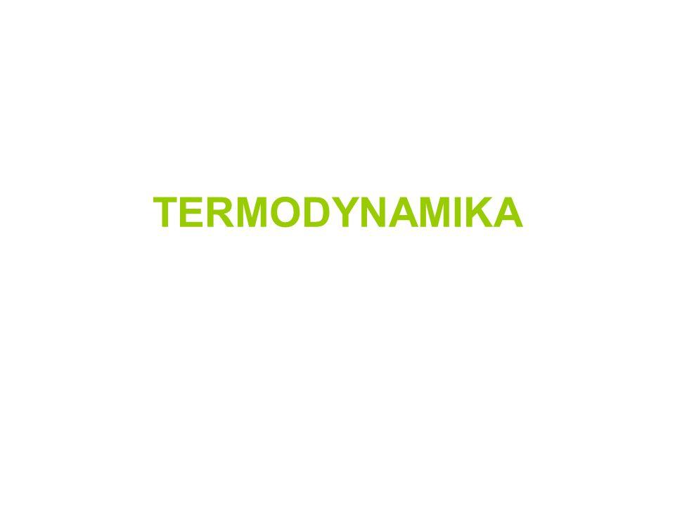DZIAŁ FIZYKI ZAJMUJACY SIĘ BADANIEM ENERGETYCZNYCH EFEKTÓW WSZELKICH PRZEMIAN FIZYCZNYCH I CHEMICZNTCH KTÓRE WPŁYWAJĄ NA ZMIANY ENERGII WEWNĘTRZNEJ ANALIZOWANYCH UKŁADÓW Rodzaje termodynamiki: Termodynamika klasyczna Termodynamika statystyczna Termodynamika techniczna Termodynamika chemiczna Termodynamika procesów nierównowagowych