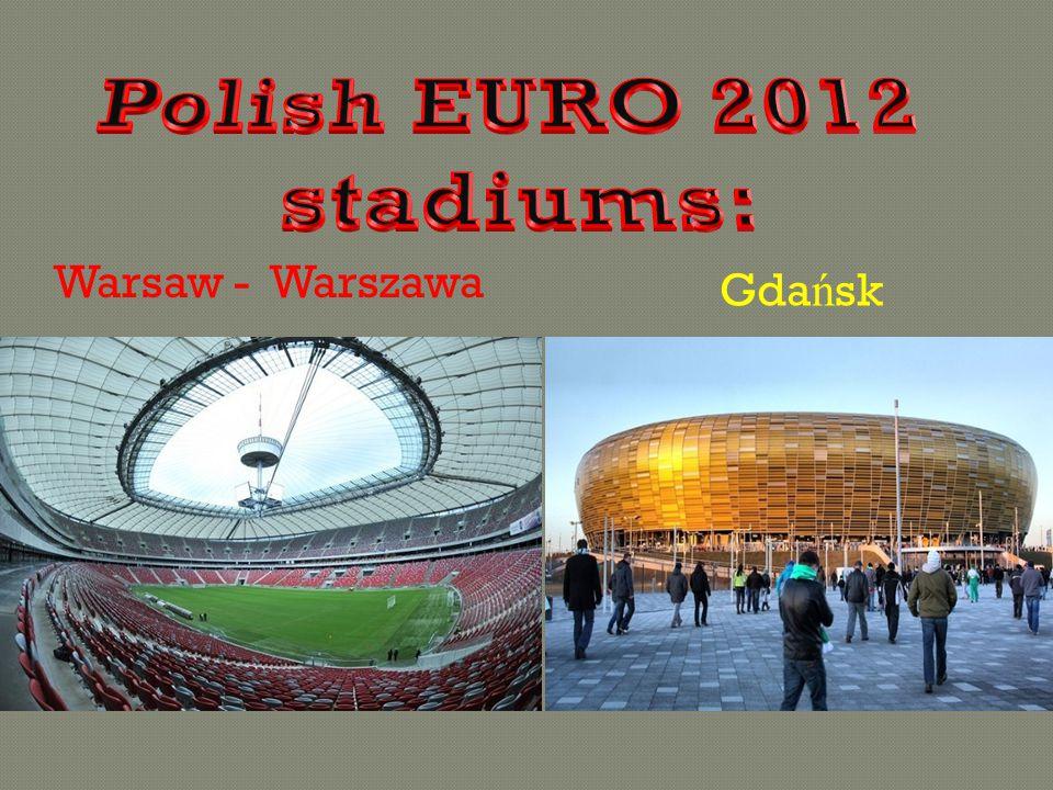 Warsaw - Warszawa Gda ń sk