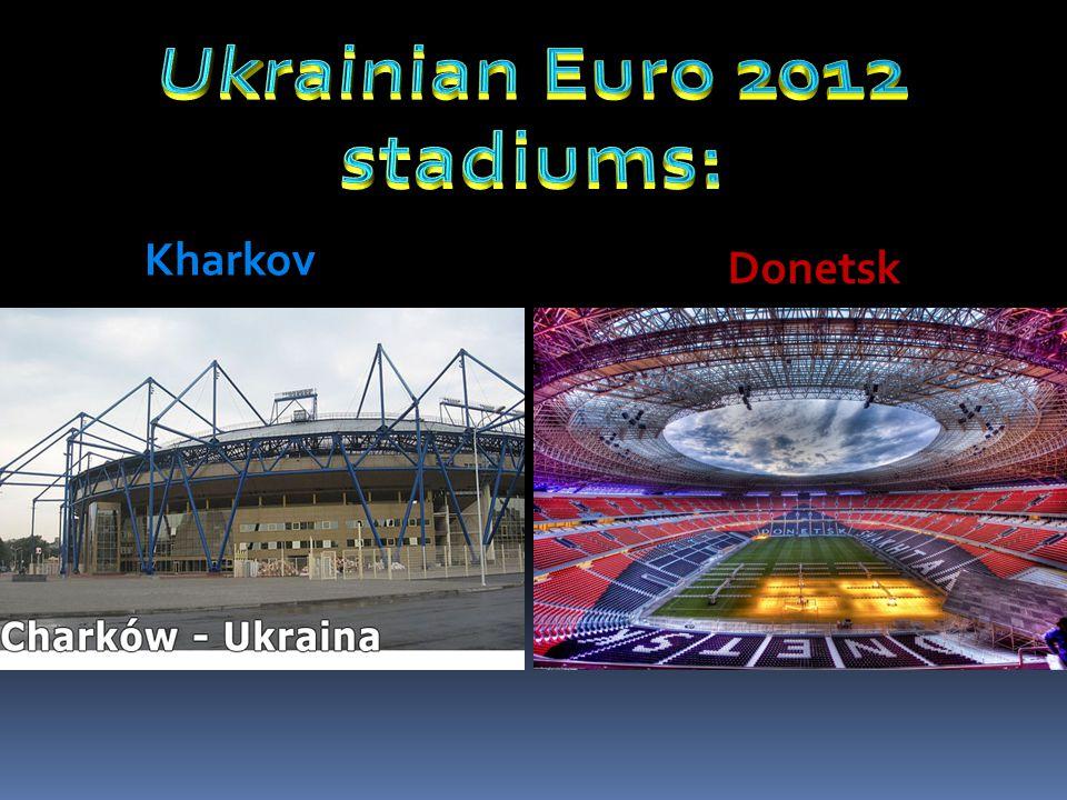 Kharkov Donetsk