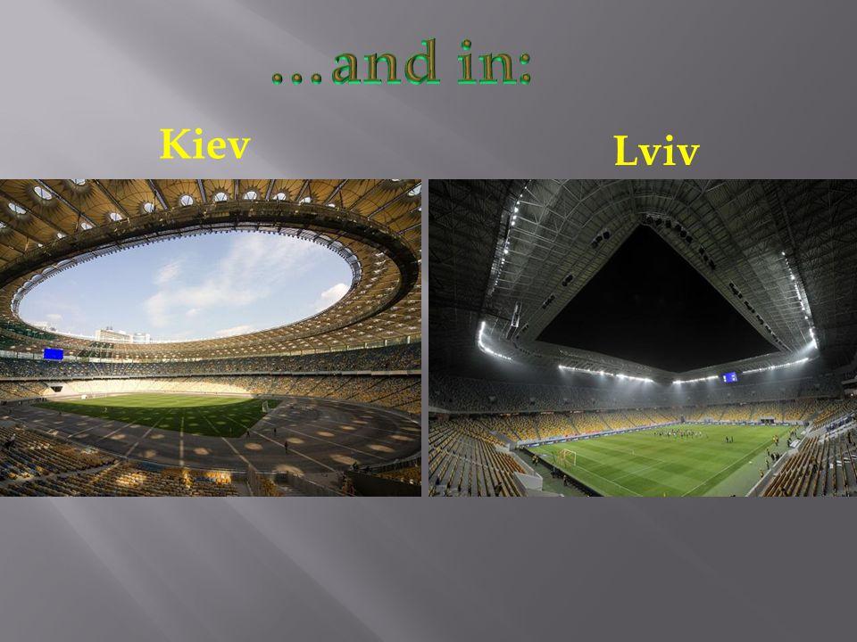 Kiev Lviv