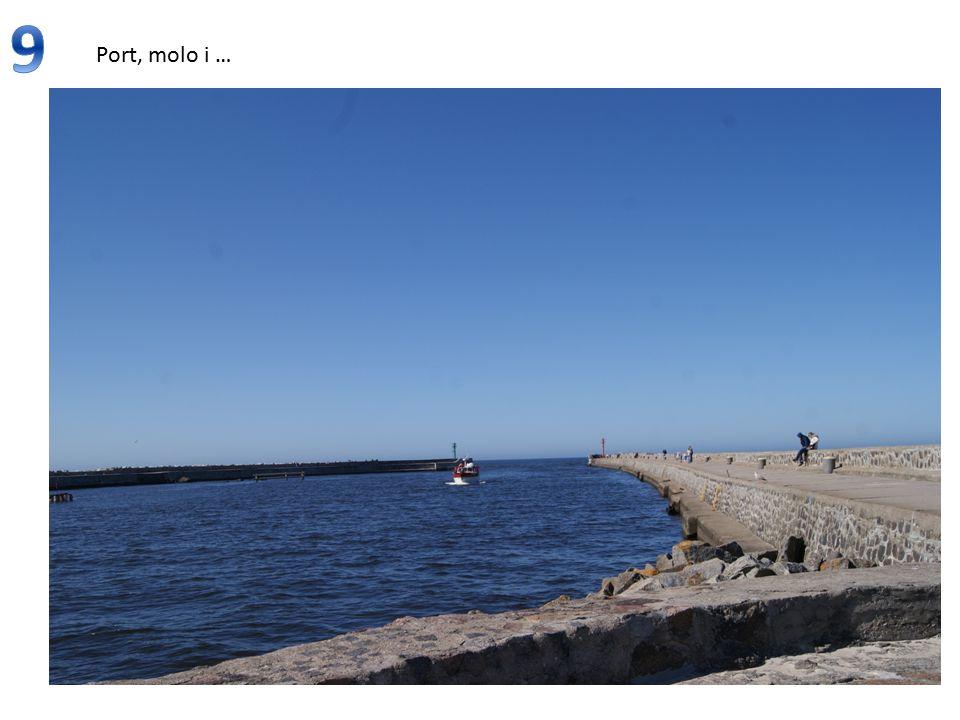 Port, molo i …
