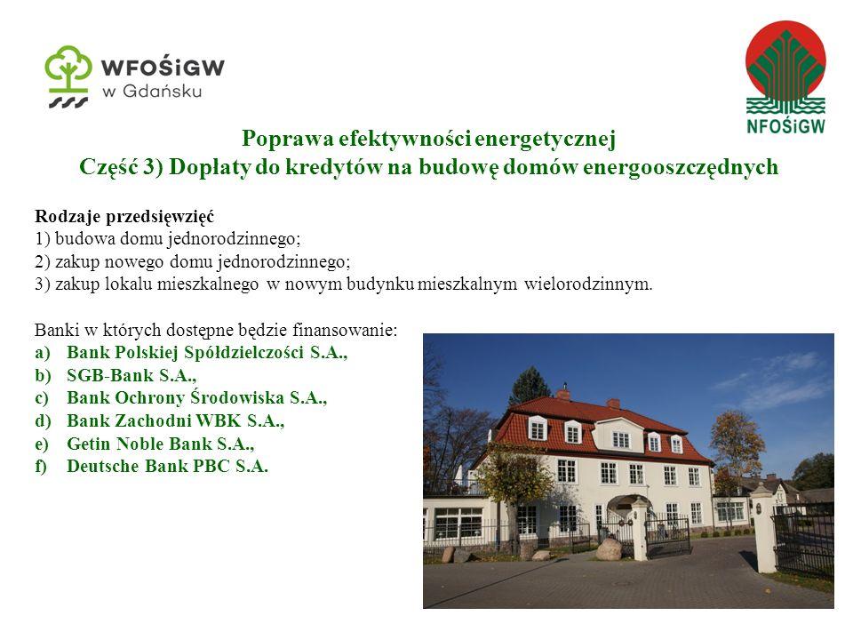 16 Rodzaje przedsięwzięć 1) budowa domu jednorodzinnego; 2) zakup nowego domu jednorodzinnego; 3) zakup lokalu mieszkalnego w nowym budynku mieszkalnym wielorodzinnym.