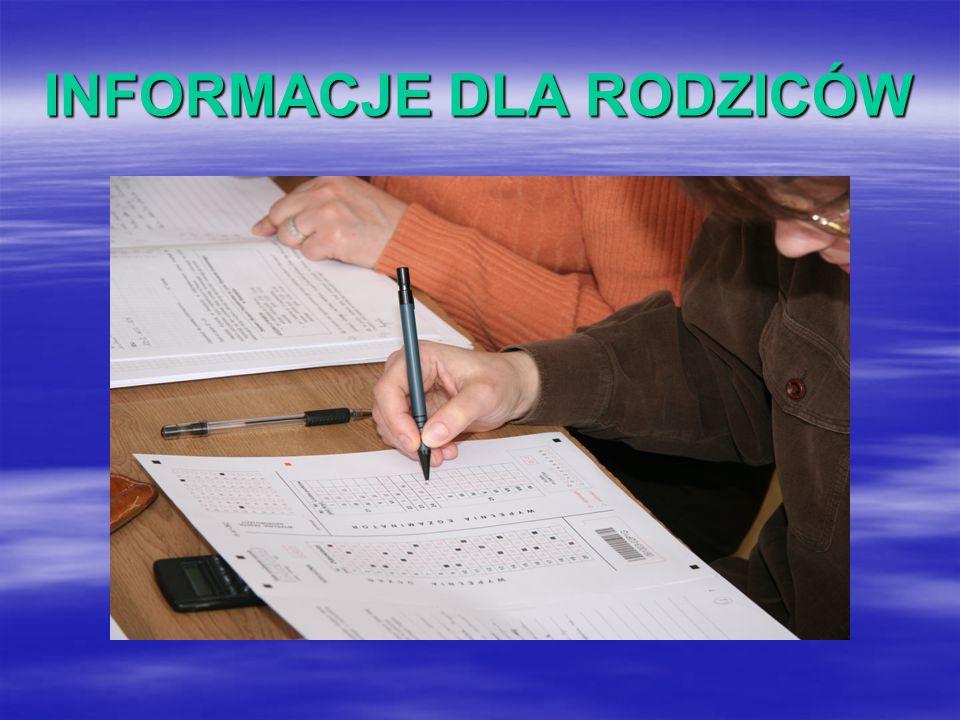 Uczniowie z dysleksją rozwojową lub dysortografią Rozwiązują te same zadania, co ich koleżanki i koledzy bez dysfunkcji.