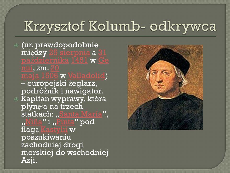  o powrocie z czwartej wyprawy schorowany Kolumb stara ł si ę o pos ł uchanie na dworze królewskim.