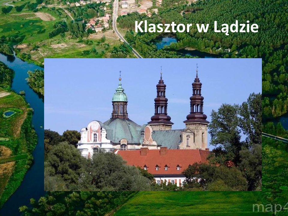 Klasztor w Lądzie