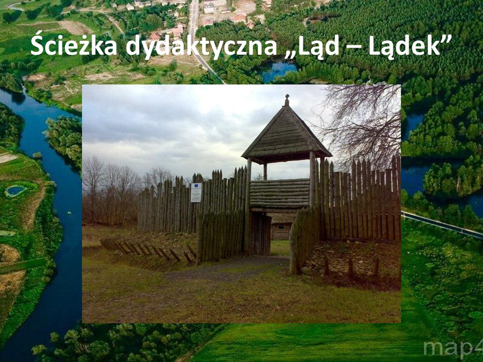 """Ścieżka dydaktyczna """"Ląd – Lądek"""""""