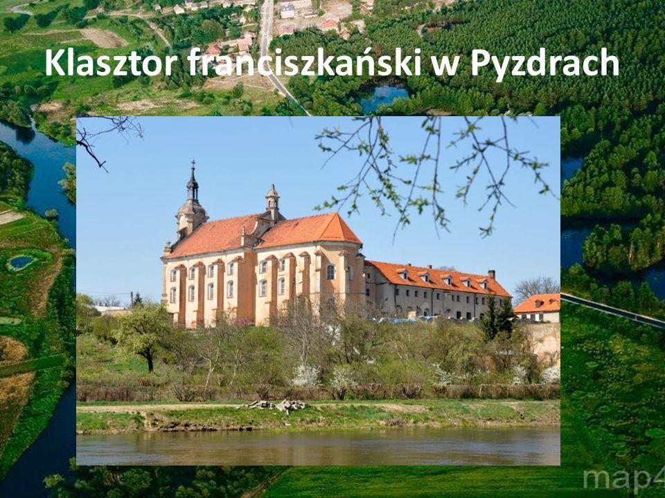 Klasztor franciszkański w Pyzdrach