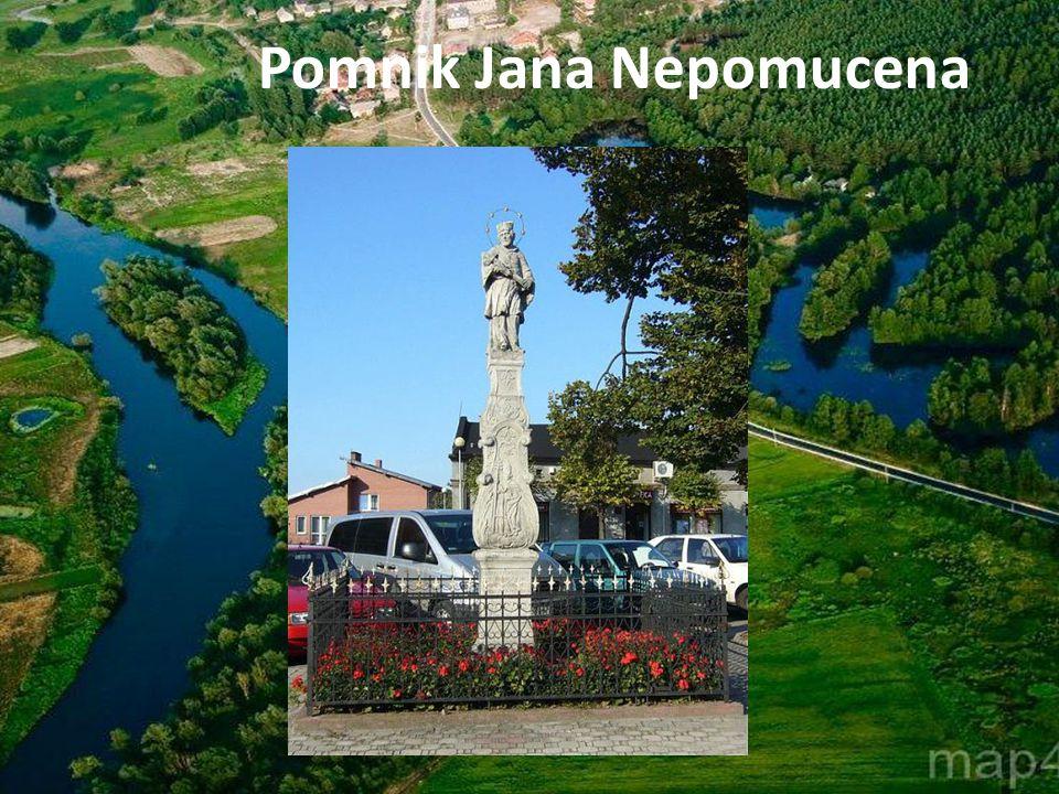 Zagórów – legenda o powodzi Jan Nepomucen - święty kościoła katolickiego.