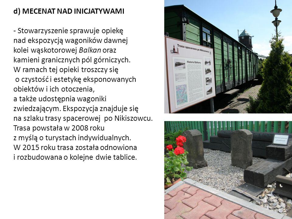e) PROMOWANIE WYBITNYCH POSTACI HISTORYCZNYCH - 25.10.2008 roku w nikiszowieckim kościele pw.