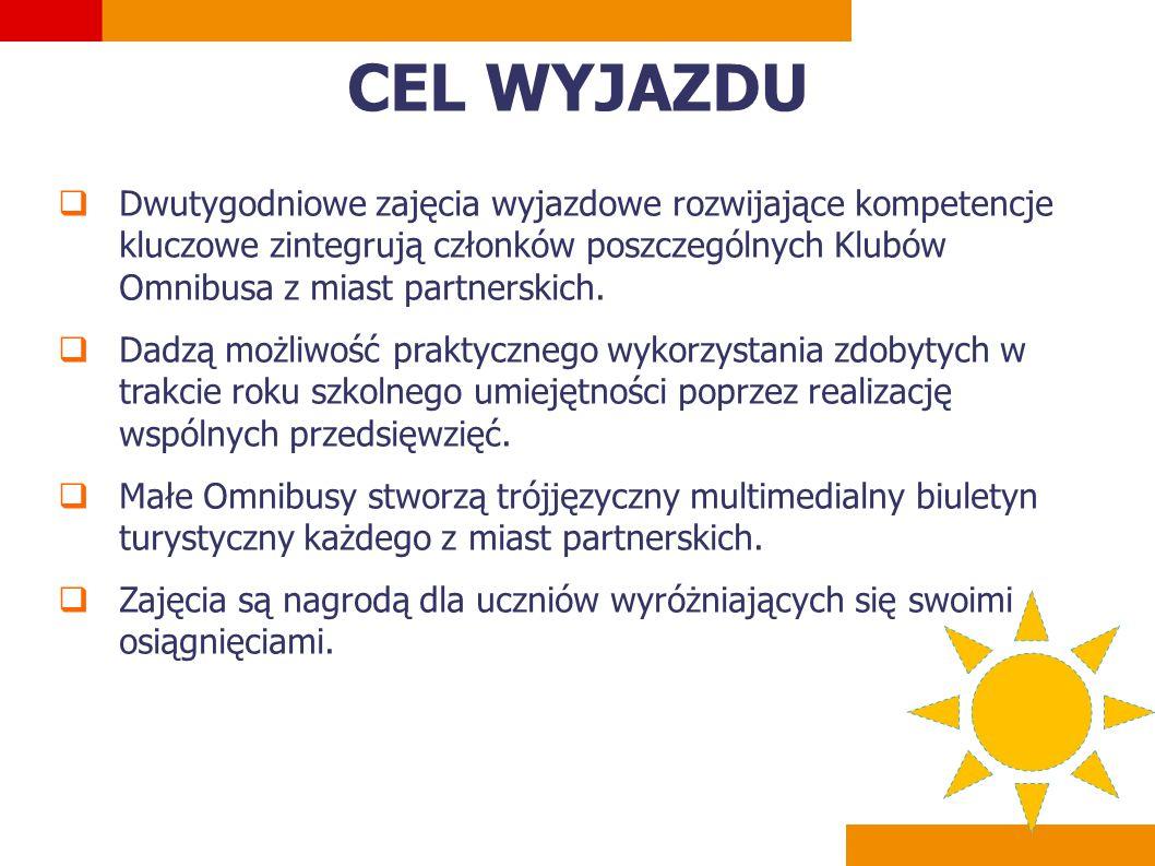 USYTUOWANIE OŚRODKA – WODNIK- www.osrodek.pl/wodnik
