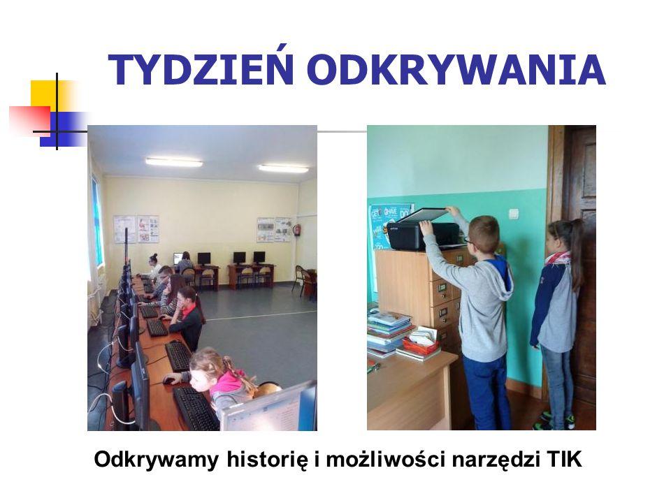 Odkrywamy historię i możliwości narzędzi TIK