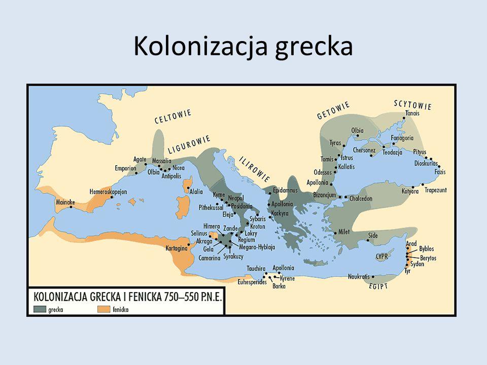 Kolonizacja grecka