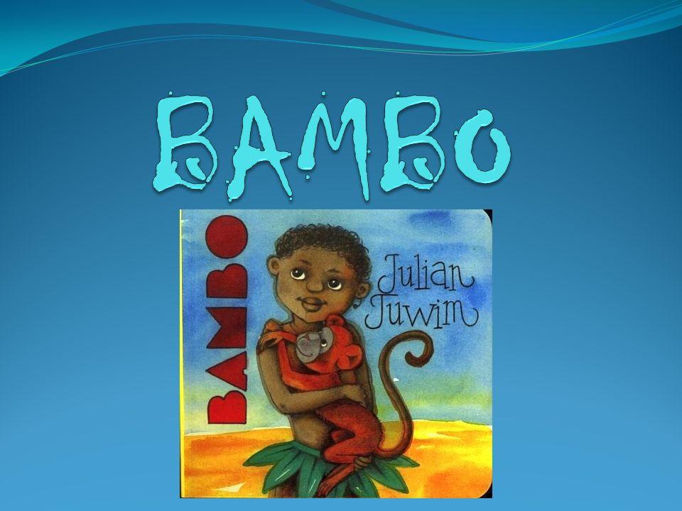 Murzynek Bambo w Afryce mieszka, czarną ma skórę ten nasz koleżka.