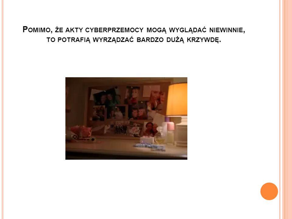J AK BYĆ BEZPIECZNYM W I NTERNECIE 1.