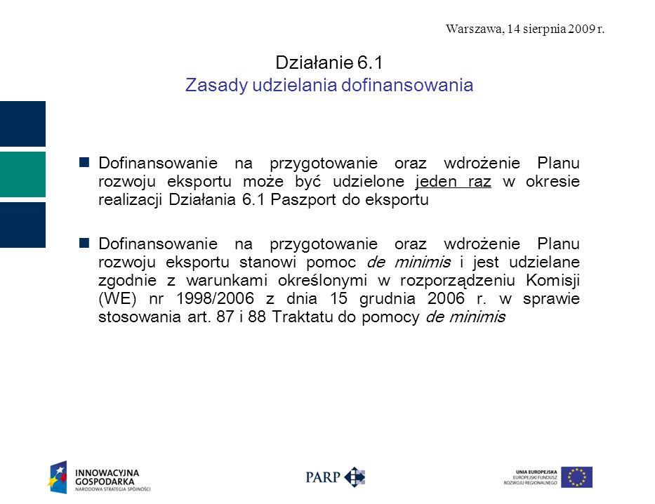 Warszawa, 14 sierpnia 2009 r.