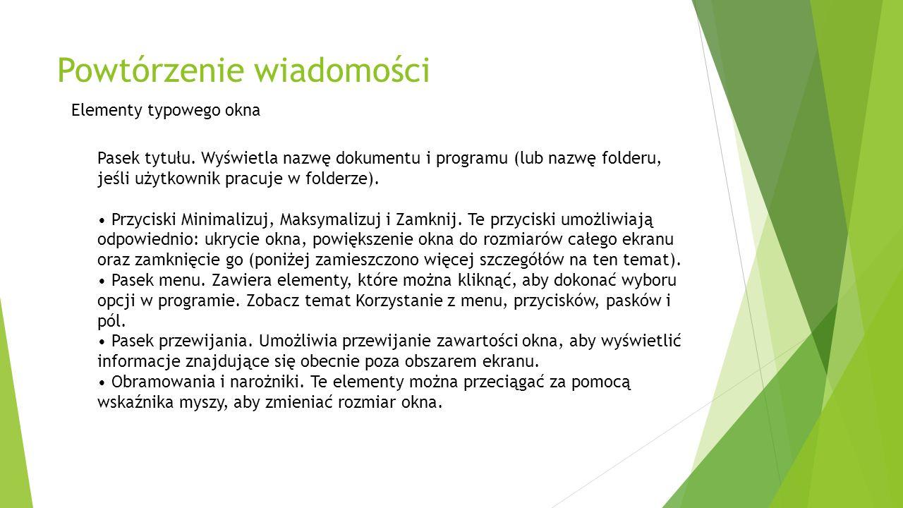 INTERNET Ciekawe strony www  wiadomości.tvp.pl  www.tvp.info  finanse.rankomat.pl INFORMACYJNE