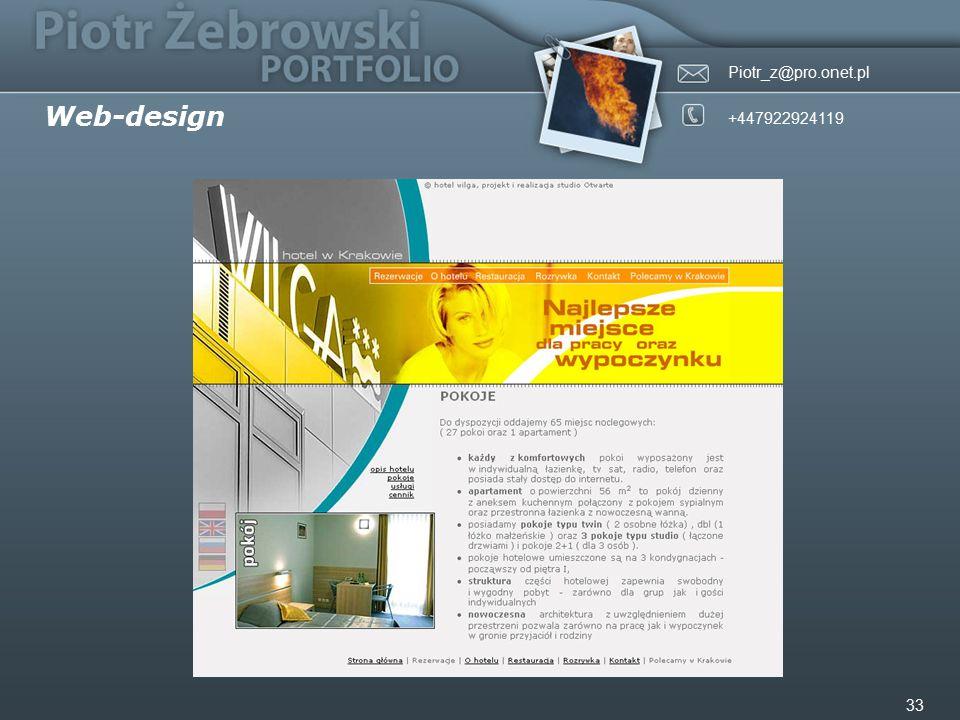 Piotr_z@pro.onet.pl +447922924119 33 Web-design