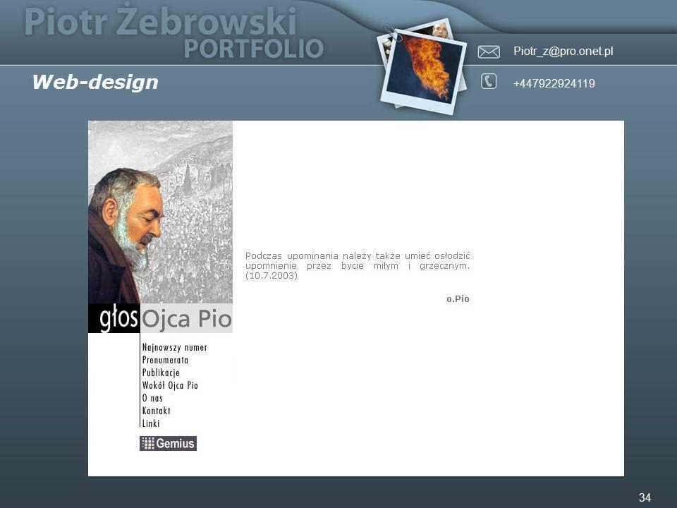 Piotr_z@pro.onet.pl +447922924119 34 Web-design