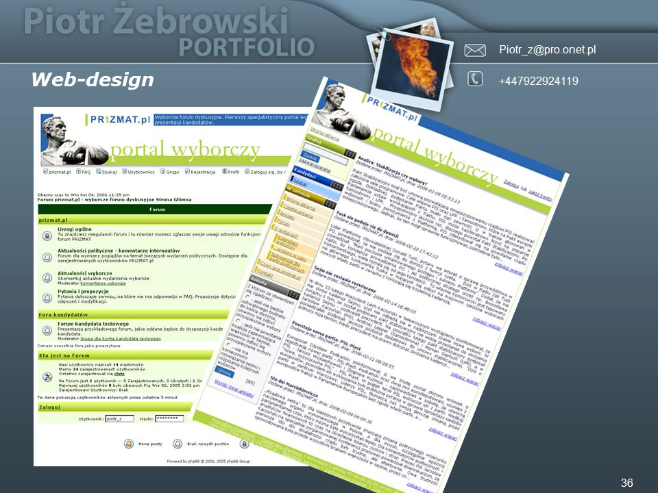 Piotr_z@pro.onet.pl +447922924119 36 Web-design