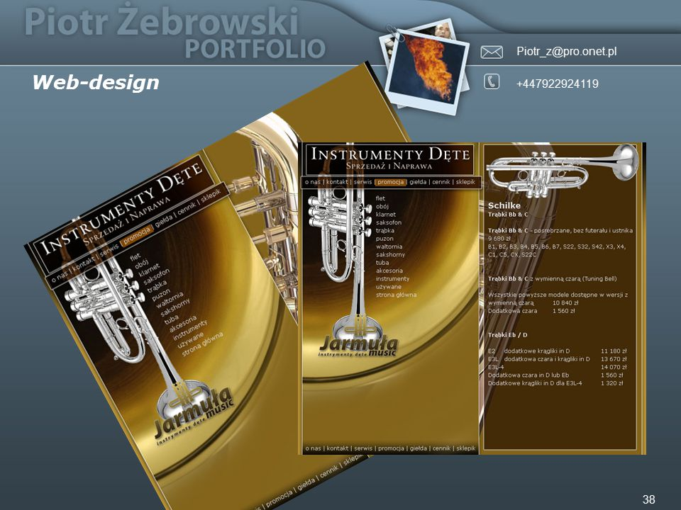 Piotr_z@pro.onet.pl +447922924119 38 Web-design