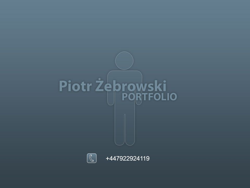Piotr_z@pro.onet.pl +447922924119 5 Curriculum Vitae Personal information: –Date of birth: 25 August 1972 –Address: 48 Walled Meadow Andover Hampshire, SP1O 2RL, UK –mobile: +44 7922 924 119 –e-mail:piotr_z@pro.onet.plpiotr_z@pro.onet.pl –skype: zebrowski_piotr