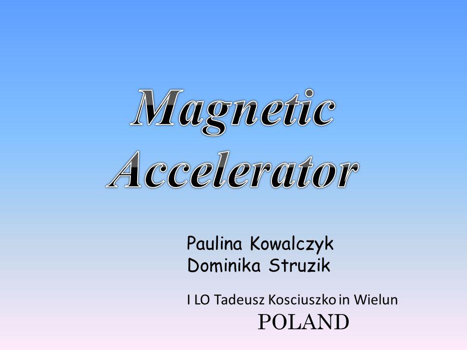 Paulina Kowalczyk Dominika Struzik I LO Tadeusz Kosciuszko in Wielun POLAND
