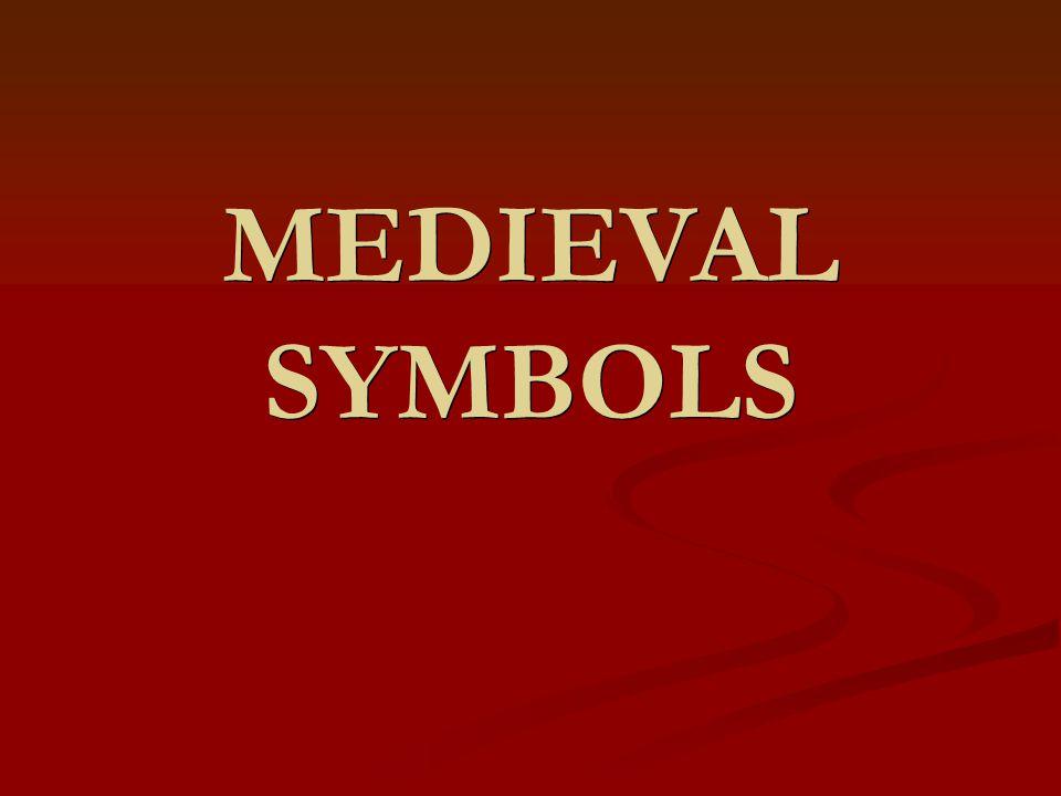 MEDIEVAL SYMBOLS